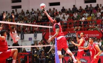 México consigue primer triunfo ante Trinidad y Tobago en Copa de voleibol