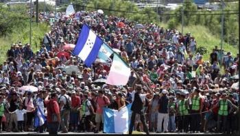 Migrantes tendrán que esperar en México hasta 2020 para obtener audiencias en EU