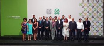 Alcaldes cierran filas en plan de seguridad para la CDMX