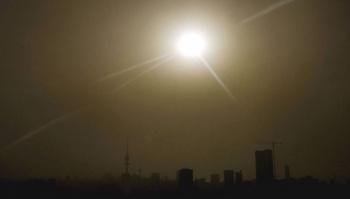 Kuwait registra ola de calor de 63 grados