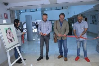 Congreso CDMX inaugura muestra de arte LGBTTTI