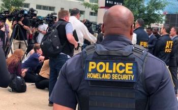 Sujeto abre fuego frente a Corte Federal en Dallas