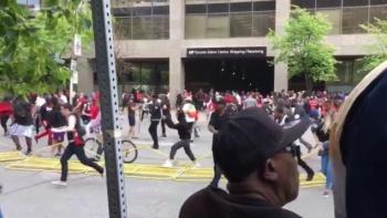 Se reporta un tiroteo en Toronto durante celebración de los Raptors