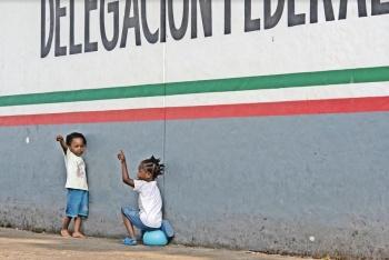 Aumenta 77% cifra de niños migrantes