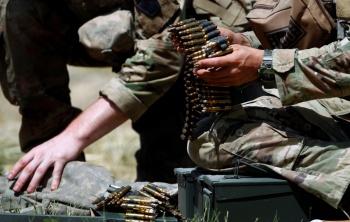 EU envía tropas a Medio Oriente