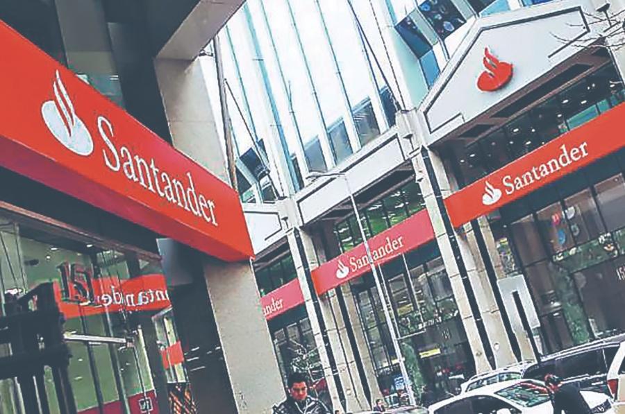Santander organiza la recompra de filial en México
