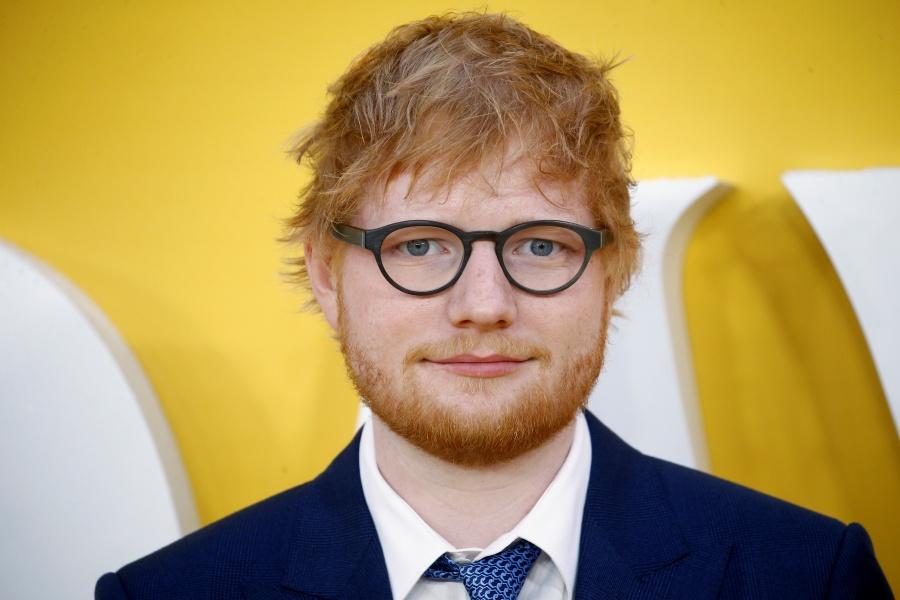 Ellos cantan con Ed Sheeran en su nuevo disco