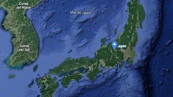 Sismo de magnitud 6.8 sacude a Japón; activan alerta de tsunami