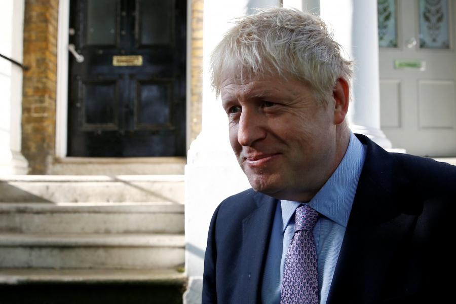 Boris Johnson, gana segunda ronda para ser primer ministro