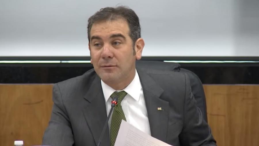 Reducir financiamiento a partidos políticos y utilizar urna electrónica dos medidas, entre otras que podrían ahorrar recursos: Lorenzo Córdova
