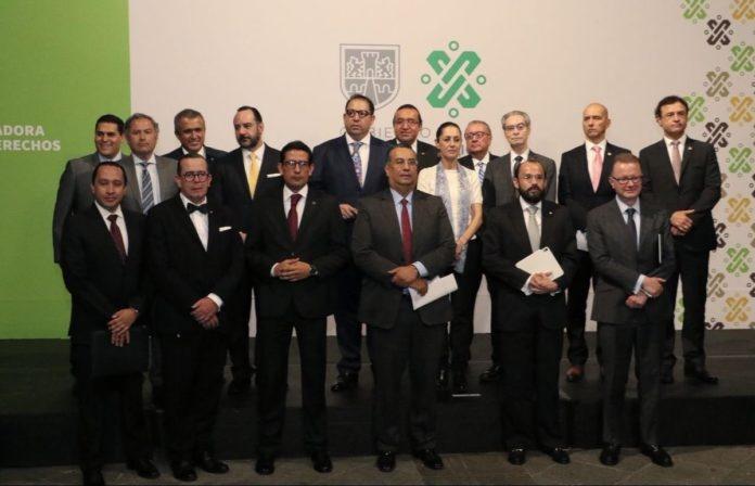 CDMX y rectores acuerdan un camino de coordinación en materia de seguridad