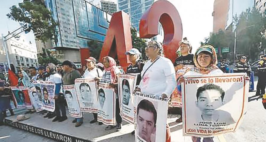 Falta de Fiscal retrasa el Caso Iguala 6 meses más