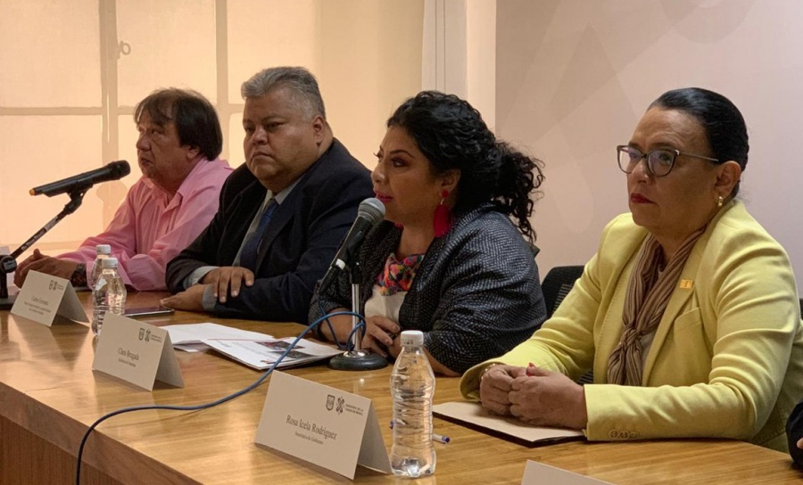 Exitosa reubicación del tianguis de Santa Cruz Meyehualco