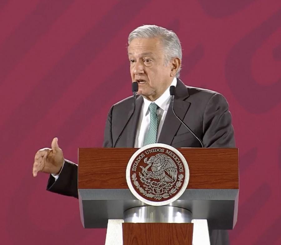 Propone AMLO revocación de mandato para el 21 de marzo de 2021