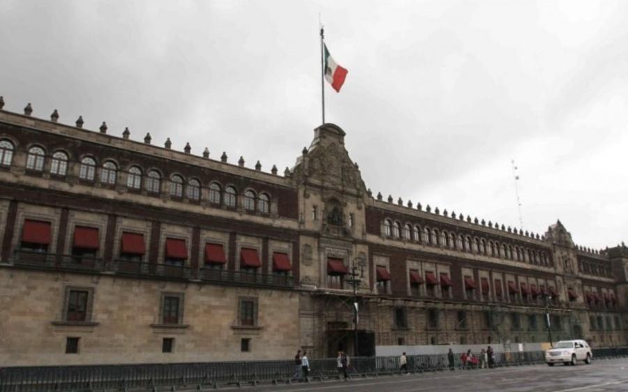 Confirma López Obrador que se mudará a vivir a Palacio Nacional