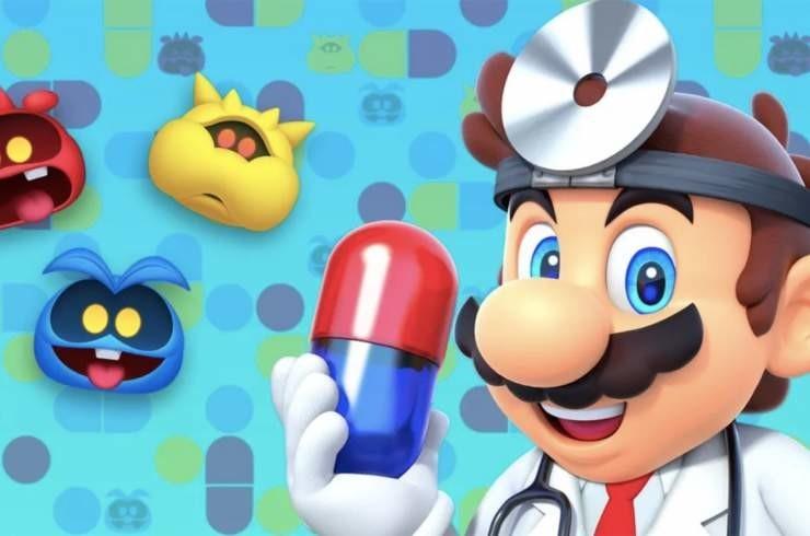 Dr. Mario World ya tiene fecha de estreno para móviles