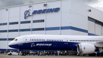 Mal momento para el fabricante Boeing