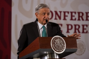 IP se comprometió a combatir la corrupción: Presidencia