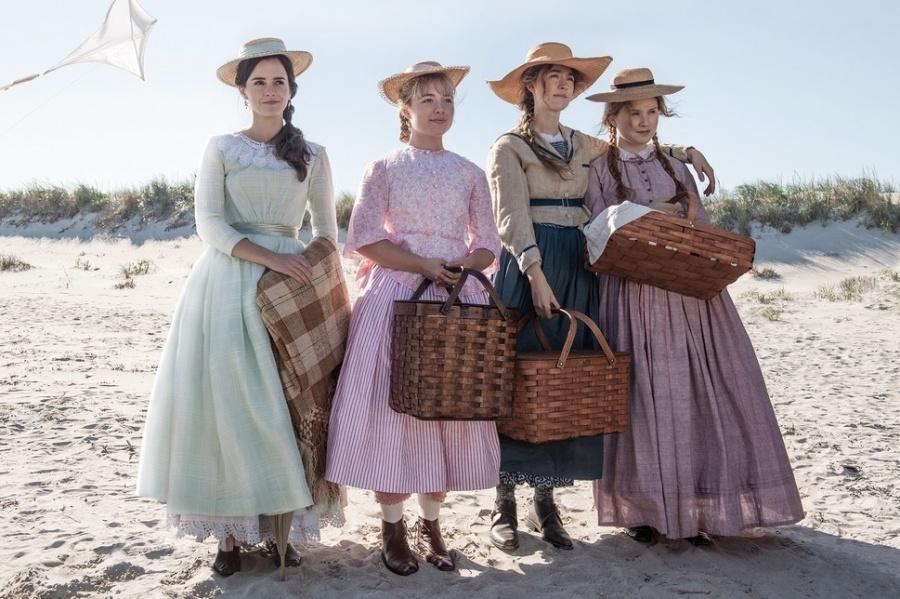 Presentan primeras imágenes de 'Mujercitas'