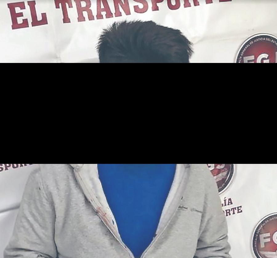 Condenan a 17 años a asaltante de transporte