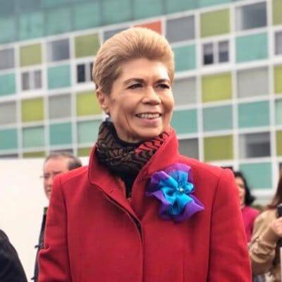 Anuncia Beatriz Pagés su renuncia al PRI