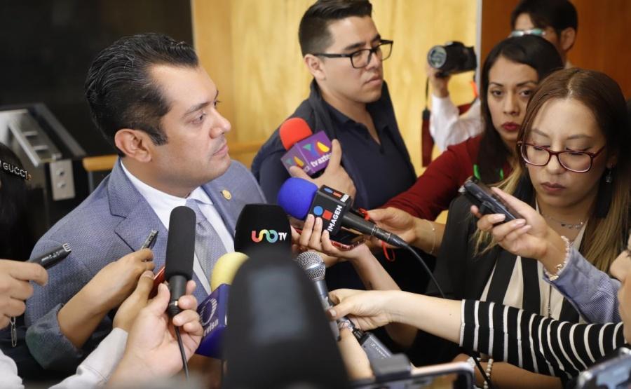 Seguiremos impulsando reducción al financiamiento a partidos políticos, porque es una demanda ciudadana: Gutiérrez Luna