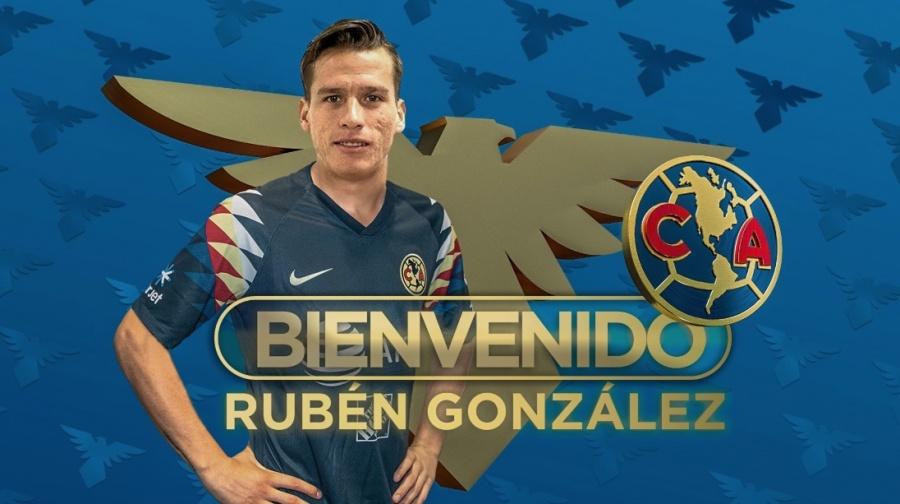 América anuncia la llegada de Rubén González