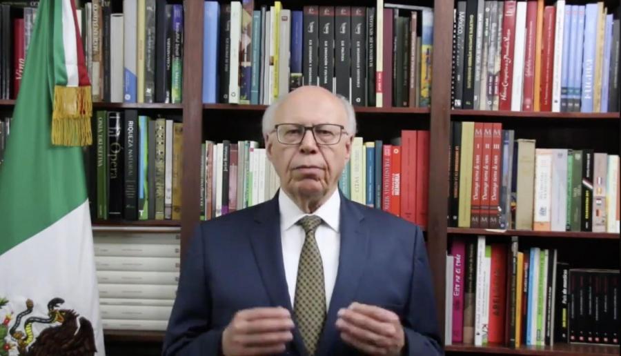 José Narro renuncia a la candidatura para la Presidencia del PRI