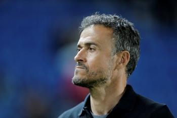 Luis Enrique renuncia como técnico de España