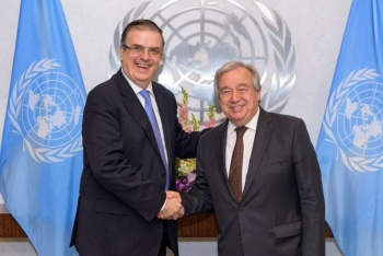 Iniciará en El Salvador plan de desarrollo de Centroamérica