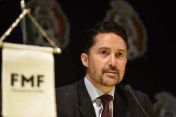 Difícil que México regrese a la Copa América: Yon de Luisa