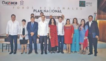 Buscan acabar con el neoliberalismo con PND