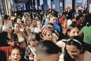 Casi 90 venezolanos mueren en El Caribe en apenas dos meses