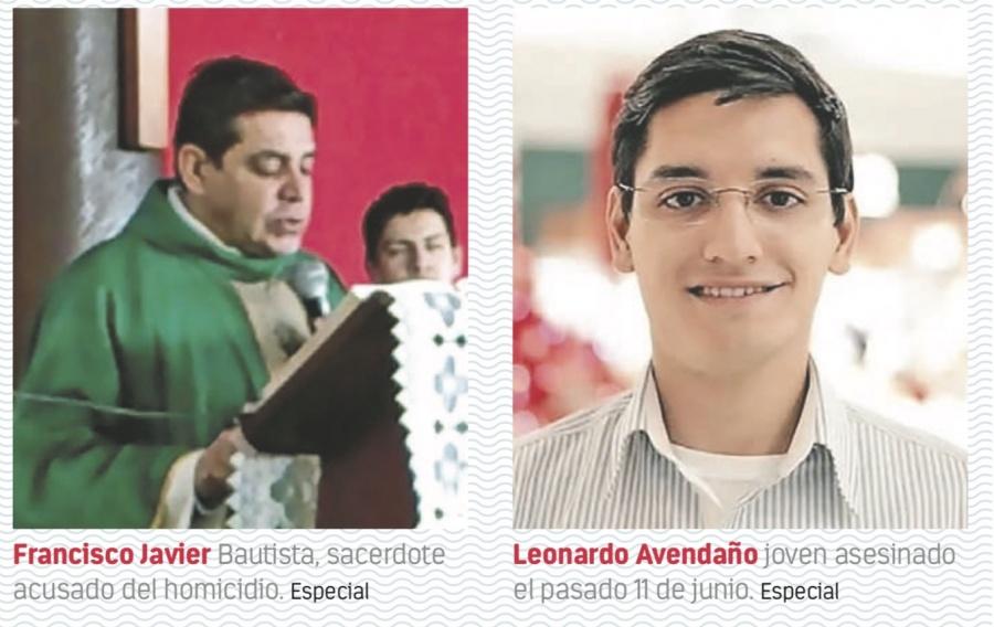 Detienen a Sacerdote ligado a asesinato de Leonardo