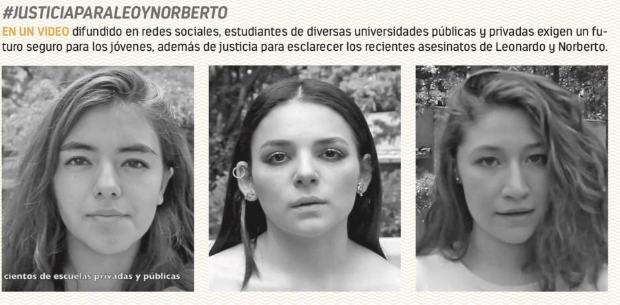 Familiares de Norberto piden resultados a PGJ