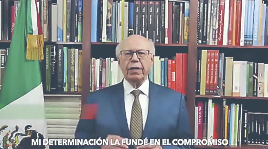 Interna del PRI es una simulación: José Narro