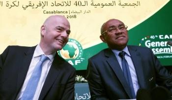 Asumirá FIFA el control de la Confederación Africana