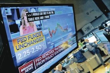 Estados Unidos mantiene tasa de interés sin cambios
