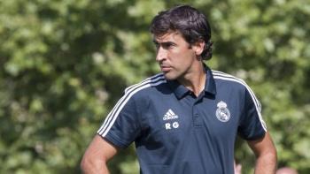 Raúl, nuevo entrenador del Real Madrid Castilla