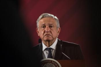 Descarta López Obrador que el país esté en recesión económica