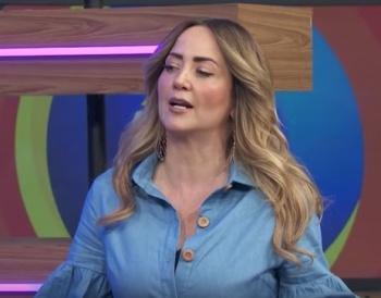 Andrea Legarreta revira comentarios de Mauricio Clark contra homosexuales