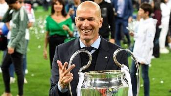 Zidane tiene 38 jugadores en plantilla