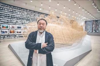 Ai Weiwei acepta su primer reto en ópera con el Turandot