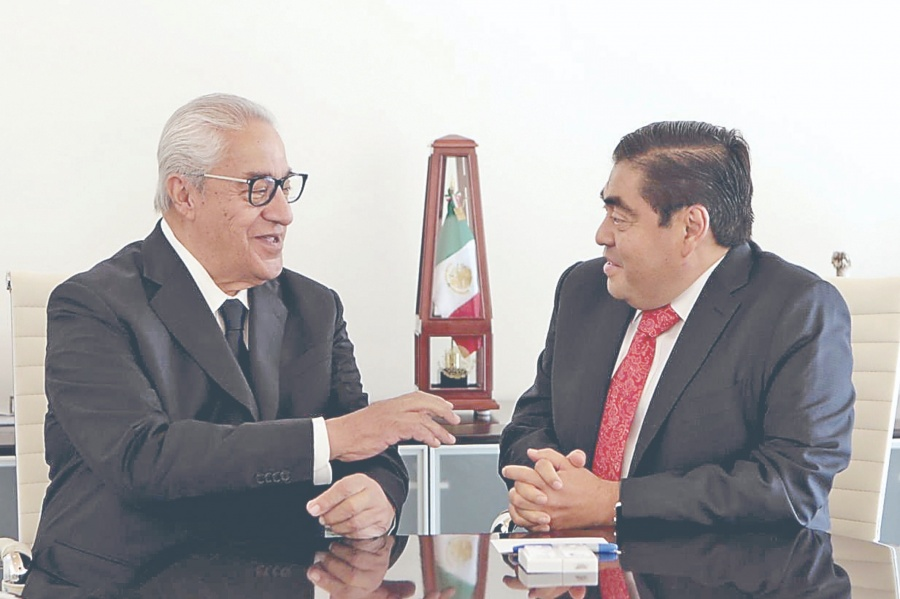 Afina Barbosa su plan de seguridad en Puebla