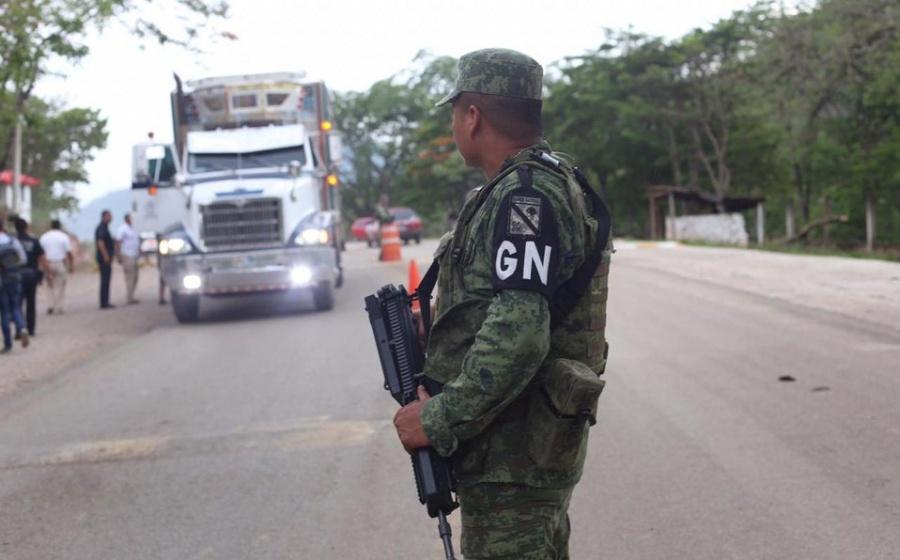 Despliegan a la Guardia Nacional para atender tema migratorio