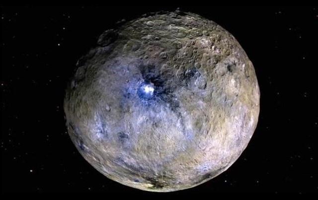 NASA publica foto de un planeta enano