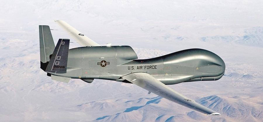 Irán derriba Dron de Estados Unidos en el Golfo Pérsico