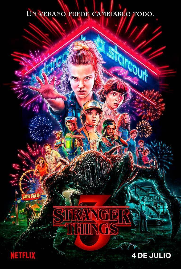 Tráiler de Stranger Things 3