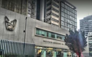 IMSS afirma que baja es por el inicio de Gobierno