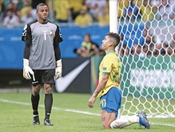 Brasil y Argentina se rezagan y dejan pase en jornada 3